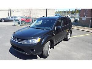 2008 Mitsubishi Outlander 4WD 7 Passagers PROPRE!