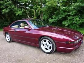 BMW 840Ci Sport Individual Model / 1999/T / Facelft Car