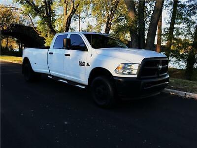 2014 Dodge Ram 3500 Tradesman CUMMINS TURBO DIESEL 4x4 2014 Ram 3500 4x4 TRADESMAN dually CREW CAB CUMMINS TURBO DIESEL !JUST TRADED!