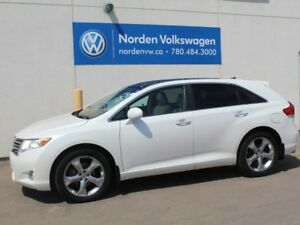 2011 Toyota Venza V6 AWD - LEATHER - SUNROOF