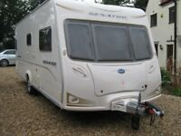 Bailey Senator Indiana Series 6 (2008) For Sale. Lovely condition with fantastic internal layout.