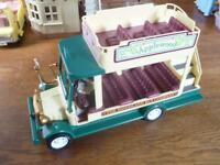 SYLVANIAN FAMILIES: VARIOUS VEHICLES as listed