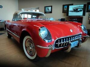 RARE RARE IMMACULATE SHAPE 1955 CORVETTE