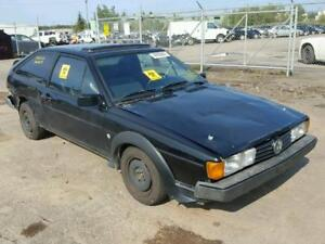 parting out 1986 volkswagon scirocco