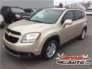 Chevrolet Orlando 1LT A/C MAGS 7 Passagers 2012