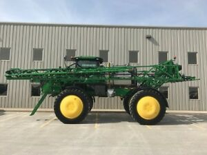 2018 John Deere 4038 Sprayer