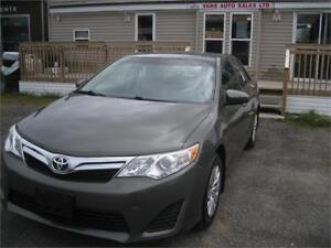 2013 Toyota Camry LE *Certified*