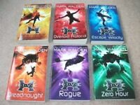 Set of 6 Hive Series Books by Mark Walden