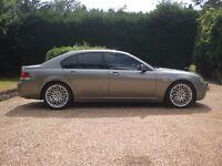"BMW 730d Sport Semi-Auto with Sport & Manual Mode, FULLY LOADED, 2008/08, FSH, Sat Nav, 20"" Alloys"