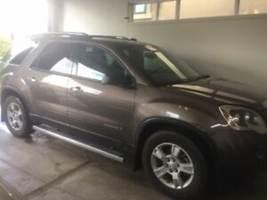 2008 GMC ACADIA SUV FOR ONLY $7299.99!! VERY GOOD CONDITION!!
