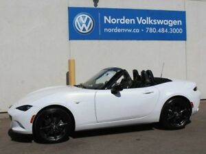 2016 Mazda MX-5 GS CONVERTIBLE - AUTOMATIC - NAV - LEATHER