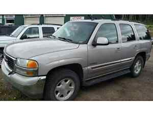 2005 GMC YUKON FULLY LOADED LEATHER Prince George British Columbia image 4
