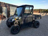 UTV Polaris Ranger MID ETX EFI EU HO with Cab