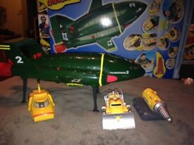 Thunderbirds 2 interactive toy with sounds