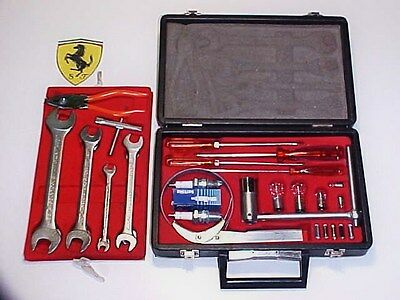 Ferrari Tool Kit_Briefcase_Oil Filter_Spark Plug Wrench_Screwdriver 365_400_512