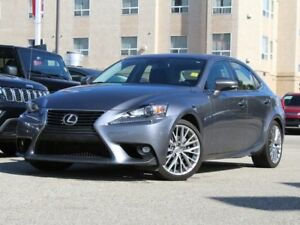2015 Lexus IS 250 Navigation Premium