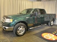 2008 Ford F-150 Lariat 4x4 SuperCrew Cab Styleside 6.5 ft. box 1