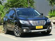 2015 Subaru Outback B6A MY15 2.5i CVT AWD Black 6 Speed Constant Variable Wagon Morphett Vale Morphett Vale Area Preview