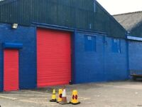 10,000 sqft Workshop/Lock up to Let near Inverkeithing (12 minutes' drive away from Inverkeithing)