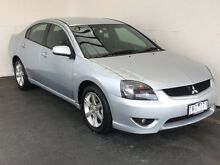 2005 Mitsubishi 380 DB VR-X Silver 5 Speed Sports Automatic Sedan Mount Gambier Grant Area Preview