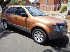 2005 Ford Territory SUV Blair Athol Port Adelaide Area Preview
