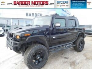 2006 Hummer H2 SUT LEATHER, LIFT KIT, SUNROOF