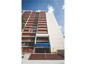 1 Bedroom Condo For Sale Down Town with River View & Big Balcony