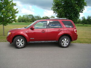 2008 Ford Escape Saftied, Etested & Warrantied