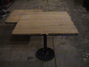 Travertine marble table and coffee table for sale