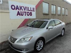 2012 Lexus ES 350-NAVI-BACKUP CAMERA-SUNROOF-HEATED/COOLED SEATS