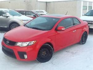 2010 Kia Forte Koup SX $6150 FIRM  MIDCITY WHOLESALE 1831 SK AVE