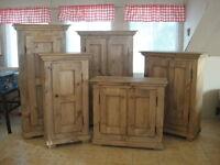 Armoire et meuble en pin
