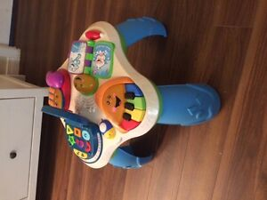 FIsher Price Sit to Stand Activity Table - Great Condition!