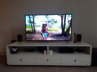 "Sharp Aquos 43"" Smart TV - 1 month old - comes with box and all accessories"