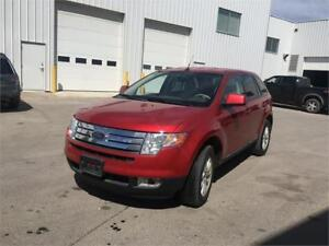 2010 ford edge Sel awd trade and financing available