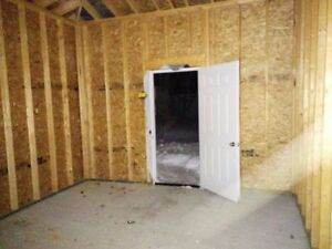 Large Storage Shed 50% off 1st mo. for storage