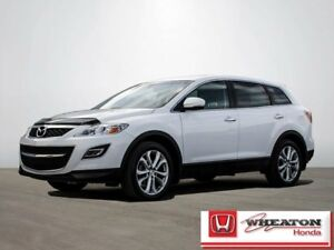 2012 Mazda CX-9 GT AWD 7-Passenger w/ Leather, Sunroof, Alloy Wh