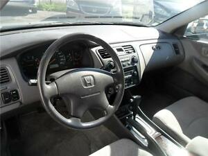 2002 Honda Accord Sdn SE Kitchener / Waterloo Kitchener Area image 5