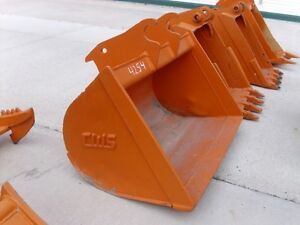 CASE 590F CLEAN-UP BUCKET, CWS LUGGING