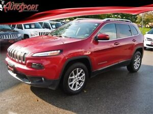 2015 Jeep Cherokee | NORTH | 4x4 | V6