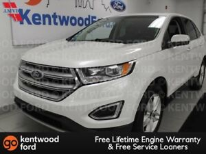 2015 Ford Edge SEL AWD with NAV, heated power seats, push start/