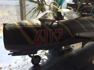 21st Century Ultimate Soldier Mig 15 1/18 Scale Aircraft Model