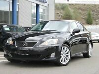 2008 Lexus IS 250 IS250 | All-Wheel-Drive | Black on Black | Low Kamloops British Columbia Preview