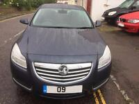 2009 Vauxhall Insignia 2.0 CDTi SE Nav [160] 4dr 4 door Saloon