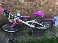 Girls Bike in Perfect Condition 5 speed