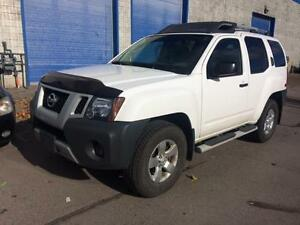 2012 NISSAN X TERRA SV 4X4 AUTOMATIC SUV REMOTE STARTER