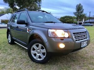 2008 Land Rover Freelander 2 LF Td4 SE Grey 6 Speed Sports Automatic Wagon Somerton Park Holdfast Bay Preview