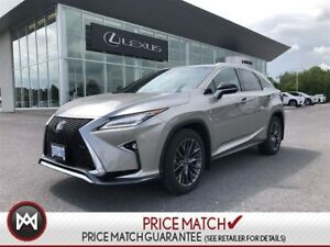 2017 Lexus RX 350 F Sport Series 2, Navigation, Sunroof