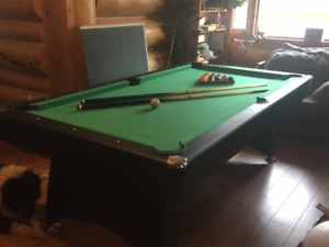 Pool Table/Ping Pong table - 7 foot