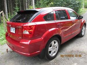 DODGE CALIBER 2009, 4 CYLINDRES SXT, AIR , MAGS , PROPRE 1999$